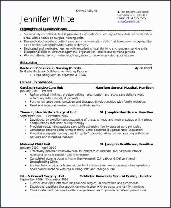 Student Nurse Follow Me Please Save The Board Save The Pin Feel Free To Tag Share Or Nursing Resume Student Resume Template Student Nurse Resume