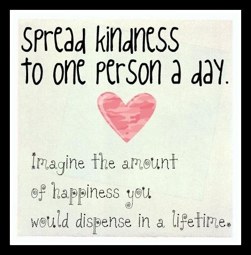 ~ Kindness ~