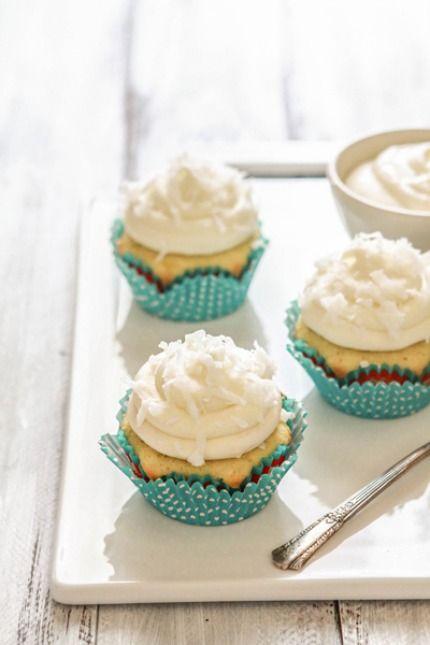 Cream + Cake = Cupcake Love