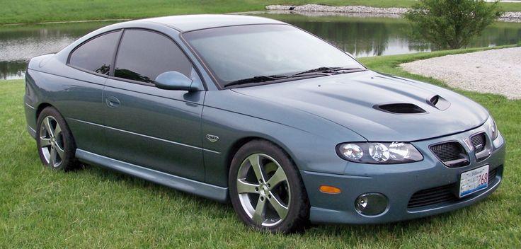 2005 GTO with Corvette engine.