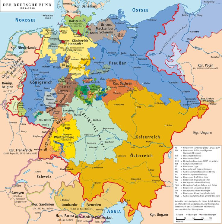Most historians have judged the German Confederation to be weak and ineffective, as well as an obstacle to German nationalist aspirations. It collapsed because of the rivalry between Prussia and Austria (known as German dualism), warfare, the 1848 revolution, and the inability of the multiple members to compromise. It was replaced by the North German Confederation in 1866.