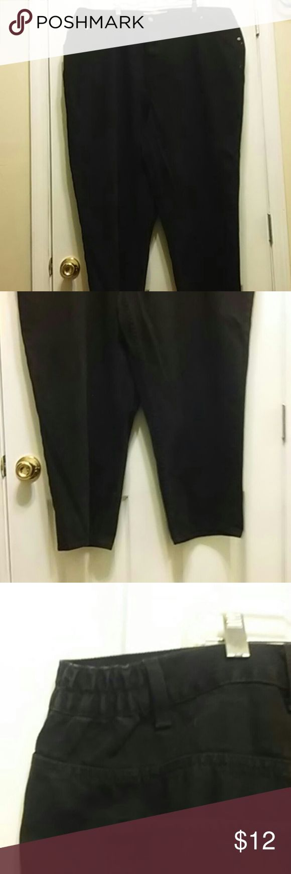 Route 66 men's relaxed black jeans size 50 w229 l 50wx29L Jeans Relaxed