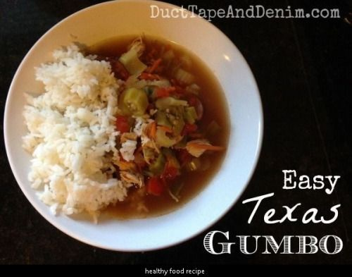Easy delicious gumbo recipes