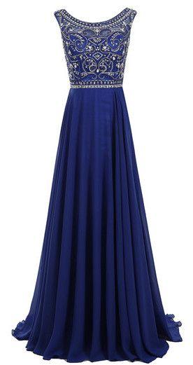 Royal Blue Prom Dress, Handmade Prom Dress,Long Prom Dresses,Prom Dresses,Evening Dress, Prom Gowns, Formal Women Dress,prom dress