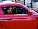 Paul Walker's Last Photo — In Death Car Moments Before Crash
