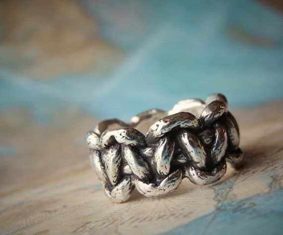 Paracord Bracelet Ring by HappyGoLicky #SurvivalBracelet CLICK & use coupon code PIN10 to save 10% right now!