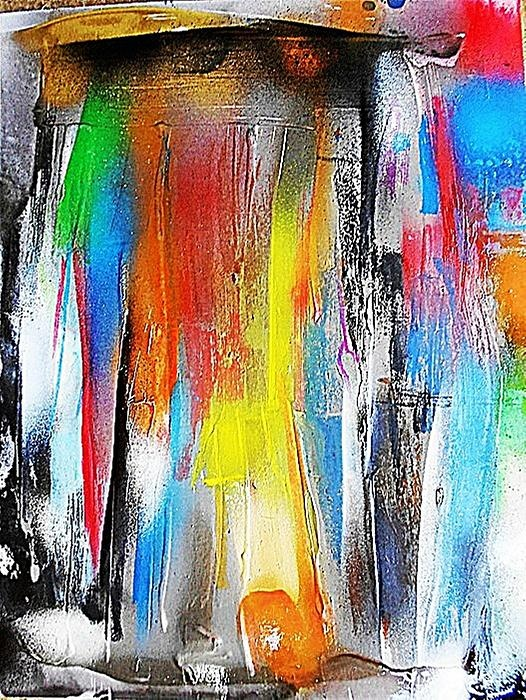 Non-figurative, non-objective art, contemporary Masters, Contemporary Abstract Fine art, Ulrich de Balbian, www.newstylesgallery.info If you buy a print you could win the original worth US$1,000,000+.Thousands of gripping works.every home deserves a de Balbian,it is a treat for th soul.