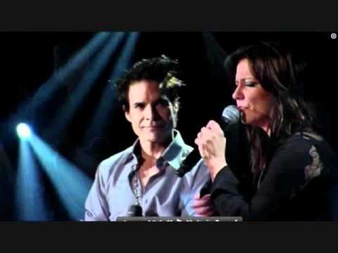 Train and Martina McBride-- Marry Me.  This is the song that I will walk down the aisle to. This version and all. <3