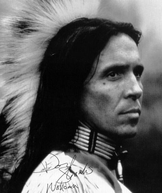 "Donald L. ""Don"" Shanks (born Feb. 26, 1950) is a Cherokee and Choctaw Native-American actor and stuntman, known for his role as ""Nakoma"" in the 1970's TV series ""The Life and Times of Grizzly Adams,"" and as ""Michael Myers"" in the horror film ""Halloween 5."""