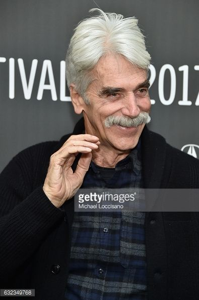 Actor Sam Elliott attends the 'The Hero' premiere on day 3 of the 2017 Sundance Film Festival at Library Center Theater on January 21 2017 in Park...