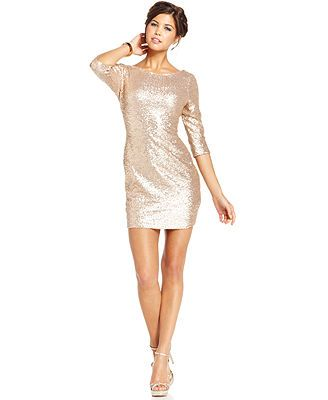 Sequin Dresses For Juniors