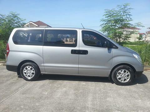 Hyundai Starex 2012 Van Seating Capacity 10 Pax Rental