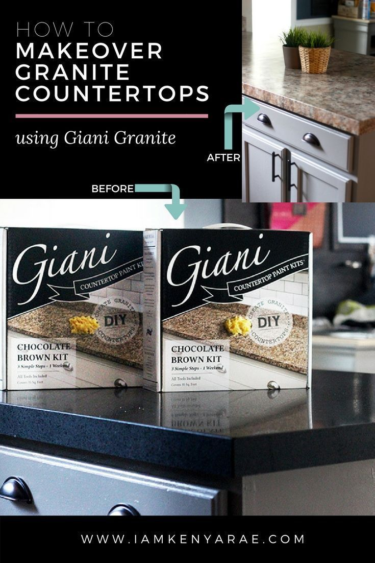 Full Giani Countertop Paint Instructions Diy Video Painting