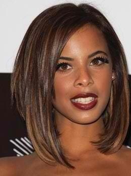 Cool Black Hair Medium Length Bobs Short Hairstyles For Black Women Fulllsitofus