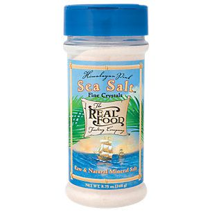 Buy Himalayan Pink Sea Salt (8.75 Ounces Powder) from the Vitamin Shoppe. Where you can buy Himalayan Pink Sea Salt and other The Real Food Trading Company products? Buy at at a discount price at the Vitamin Shoppe online store. Order today and get free shipping on Himalayan Pink Sea Salt (UPC:632474129446)(with orders over $35).