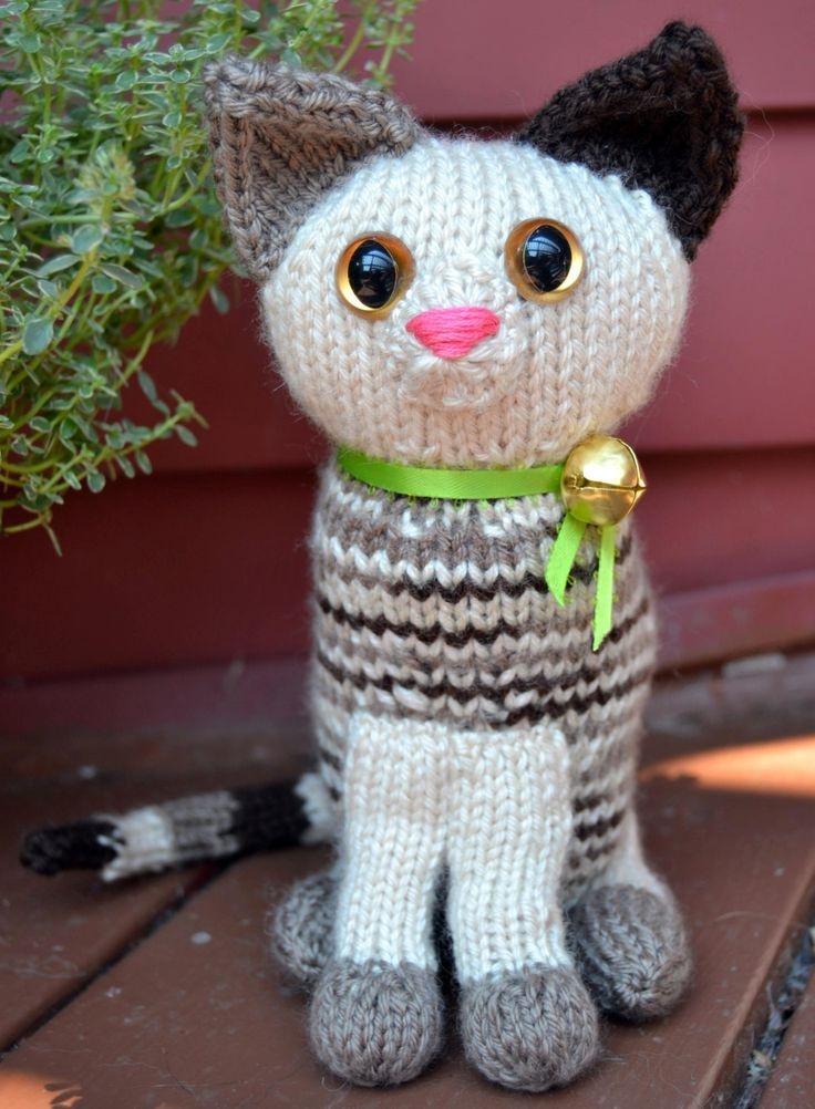 Brown striped kitten by osweetlife on Etsy