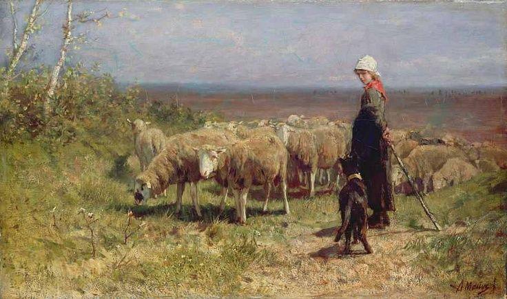 Painter Anton Mauve | Anton Mauve