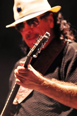 a biography of carlos santana a musician His autobiography, 'the universal tone,' will be in stores tuesday  carlos  santana's receptiveness to world music set him apart from the.