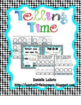 10+ images about time on Pinterest   Common cores, Teaching time ...