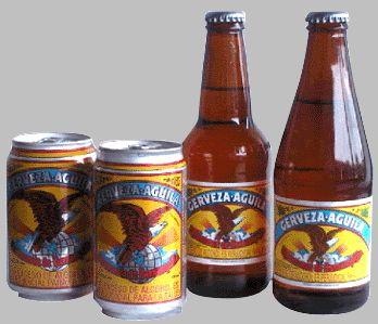 Cerveza Aguila (ambientación)