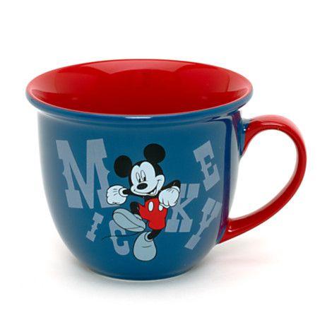Mickey Mouse Mixed-Up Mug