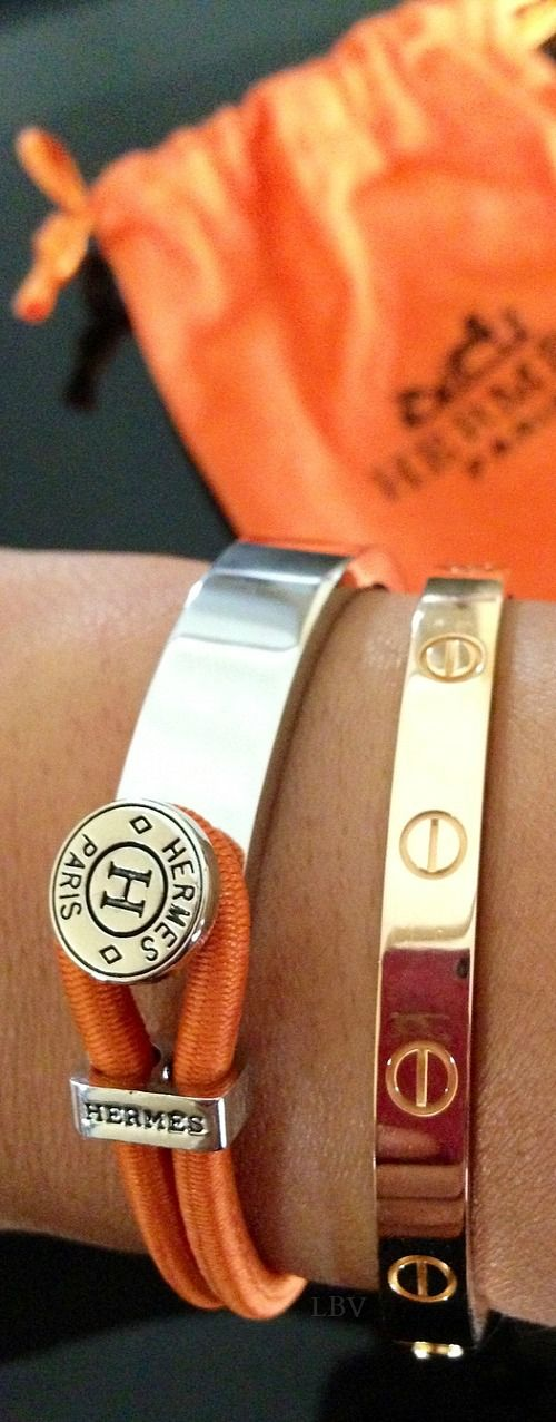 Hermes Cartier Pairing