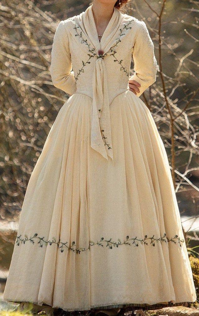 Plus Size Bree Season 5 Outlander Wedding Bridal 18th Century Etsy 18th Century Dress Old Fashion Dresses 1800s Dresses