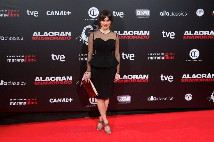 Blanca Suarez - 'Alacran Enamorado' Madrid Premiere