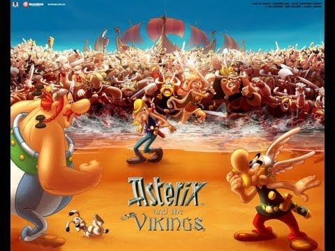 Asterix and the Vikings - YouTube