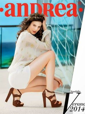 catalogo andrea 2014 verano sandalias