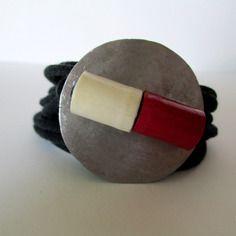 Bracciale calipso con fettuccia elastica