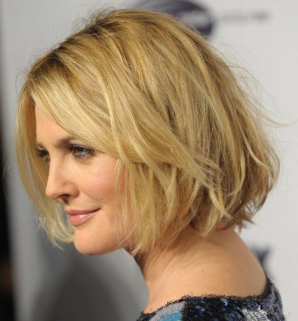 For Women Over 55 | Short Layered Bob Haircuts For Women Over