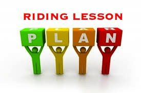 Teach Riding With A Riding Lesson Plan | The Riding Instructor
