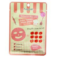 Cathy Doll Juicy Tomato Mask 25g. white by Cathy Doll