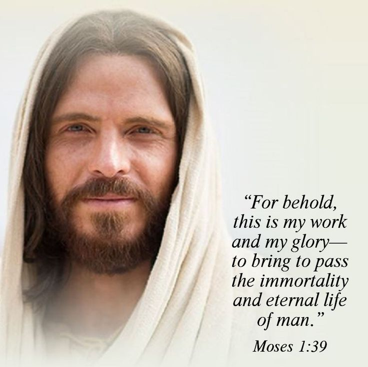 "Image result for Old Testament Lesson 1: ""This Is My Work and My Glory"""