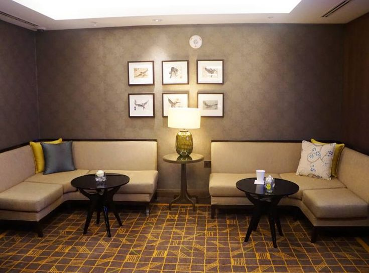 Inside the Executive Lounge of the Grosvenor House London | A Review