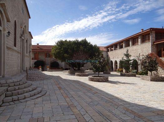Ιερά Μονή Προφήτη Ηλία/Δελφοί Holy Monastery Prophet Ilias/Delfi