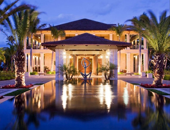 St. Regis Bahia Beach Resort in Puerto Rico looks amazing...
