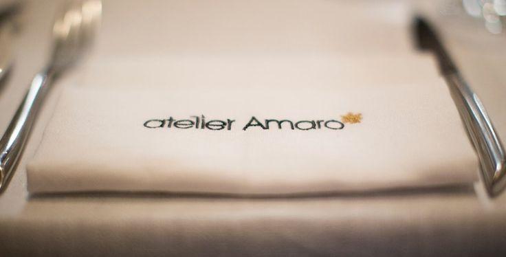 Atelier Amaro - najlepsza polska restauracja