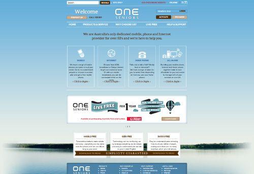 ONEseniors Online