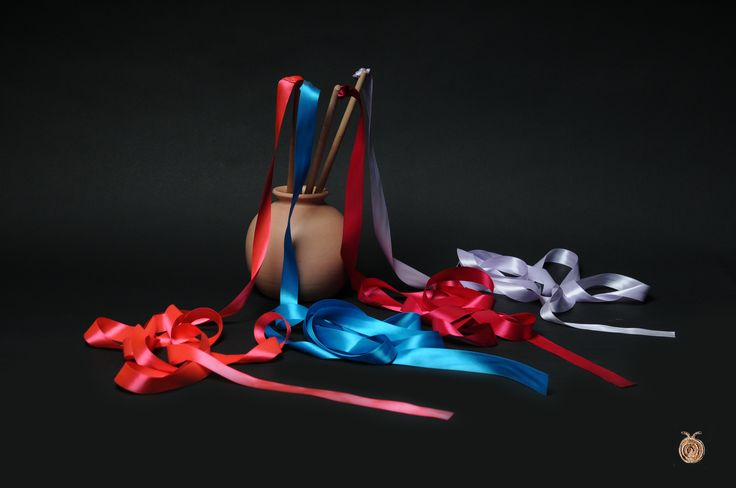 Gymnastics ribbons