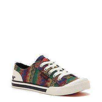 Jazzin Rainbow Sneakers