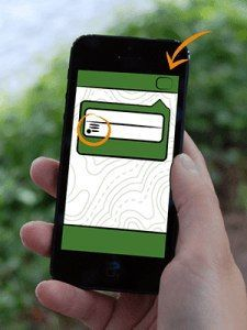 """It's a button that makes geocaching out of the country or in the deep prehistoric world of """"no cell phone service"""" as easy as a Terrain 1, Difficulty 1. Whether you're using theGeocaching Pro App …"""