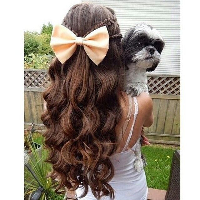 Cute Hairstyles For School With Curls : Best church hairstyles ideas on easy