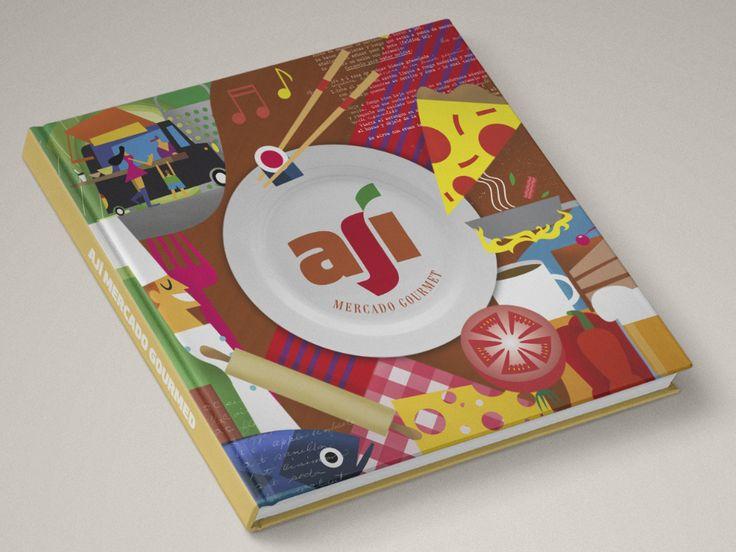 """libro de recetas """"festival gastronomico"""""""