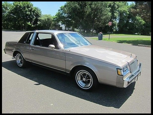 1984 Buick Regal Limited  3.8L, 2,800 Miles at Mecum Auctions