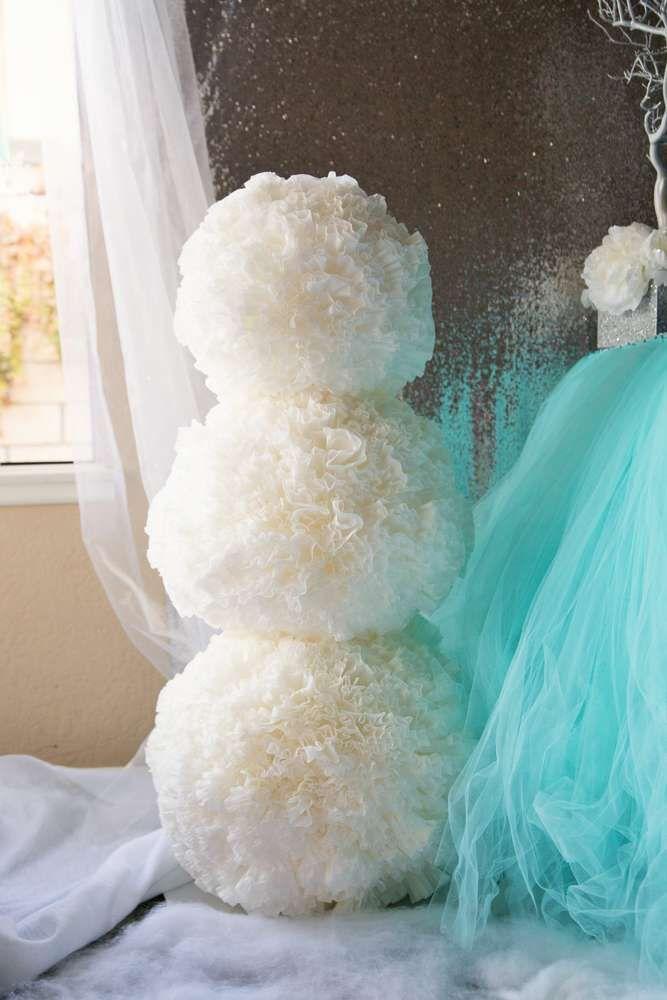 Frozen (Disney) Birthday Party Ideas | Photo 6 of 40 | Catch My Party