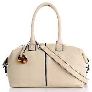 Barr+Barr Sheepskin Leather Satchel Item: 115-338    HSN Price:$219.90 or 4 payments of $54.97  Shipping & Handling: $11.20 Save on shipping