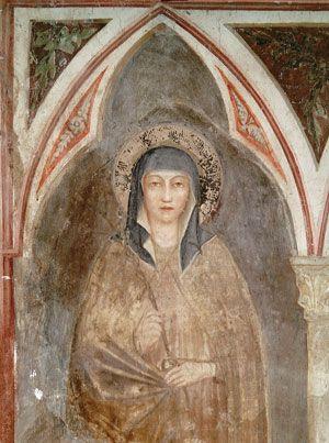 Marking 800th anniversary of 'luminous' saint's consecration