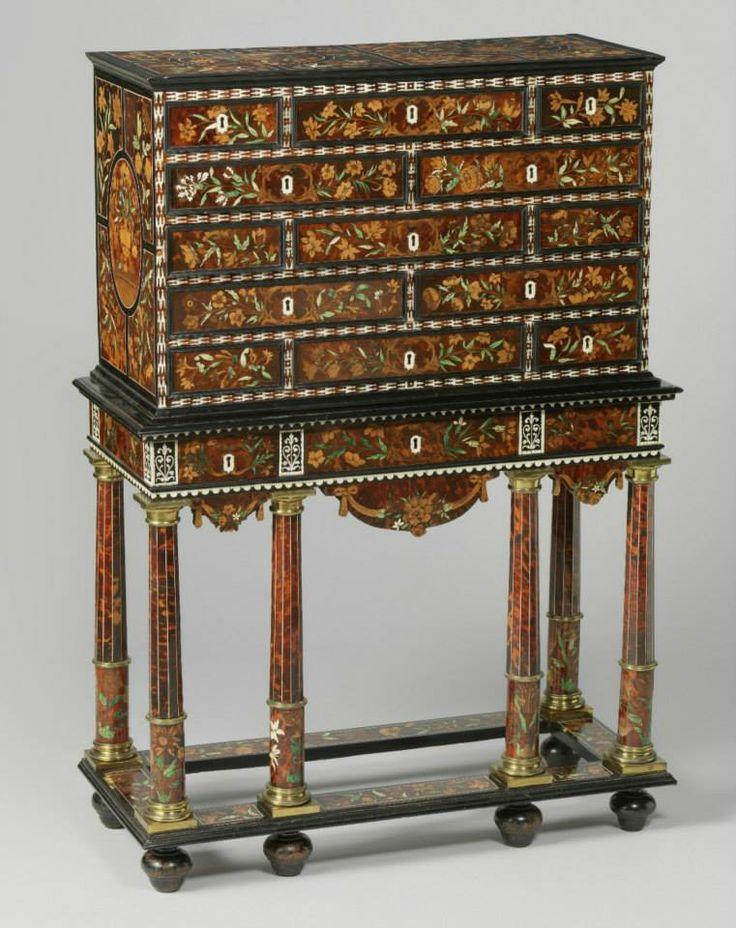 Pierre Gole (v. 1620-1684) – Cabinet, 1655-1660 – Amsterdam, Rijksmuseum